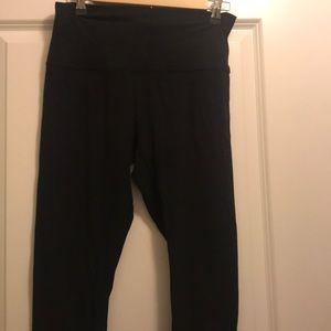 Lululemon Align cropped leggings size 8